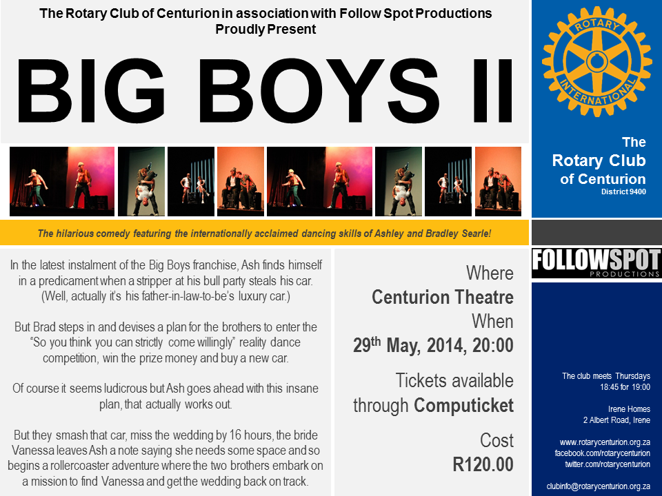 Flyer - Big Boys 2