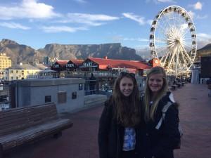 Lara-Jenny in Cape town